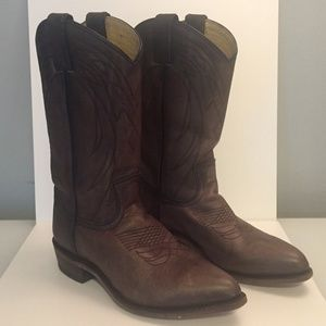Frye Boots-Gray/Western-New/Excellent Condition!